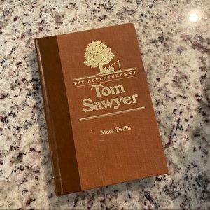 Vintage Hardcover Tom Sawyer Book
